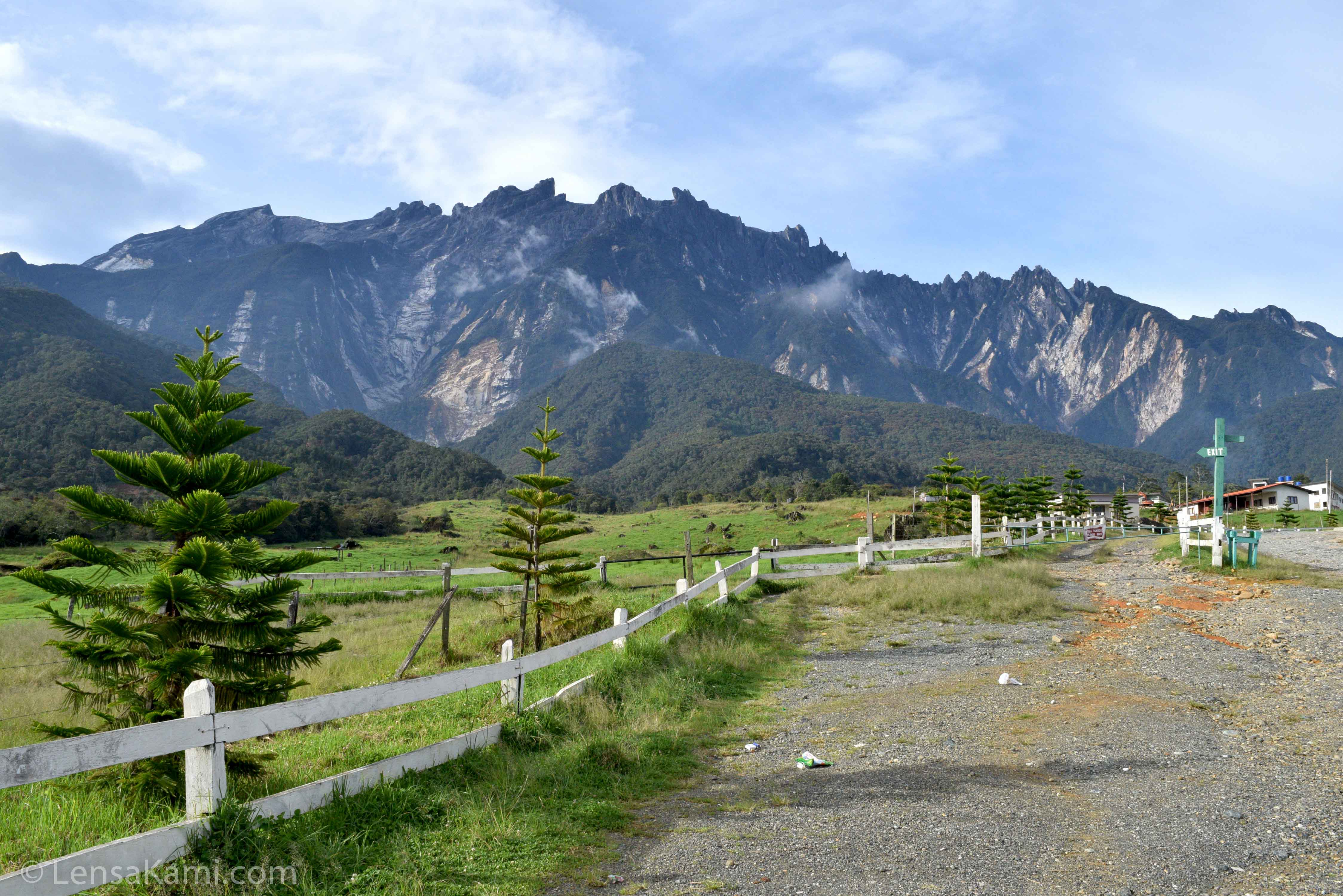 gunung-kinabalu