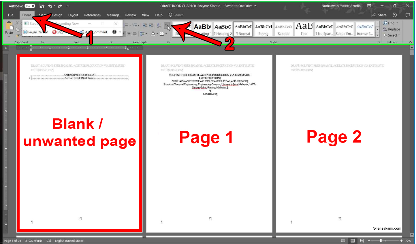 Remove Blank Page 02