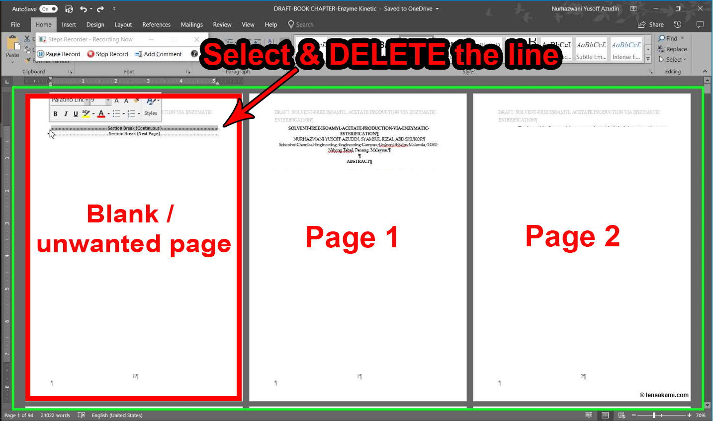 Remove Blank Page 03